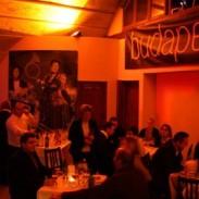 Mercedes dolgozói karácsony a Budapest Jazz Clubban